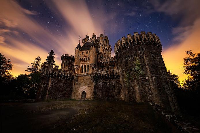 Spain_Castles_Evening_Butron_Castle_5545