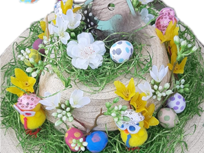 """""""Unsere Easter-Hat-Parade"""""""
