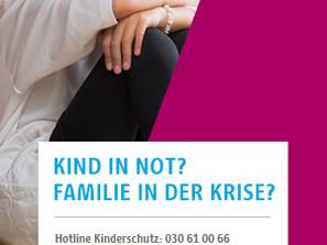 Kind in Not? Familie in der Krise?