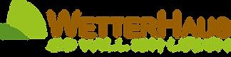 WetterHaus Massivholzhaus Logo