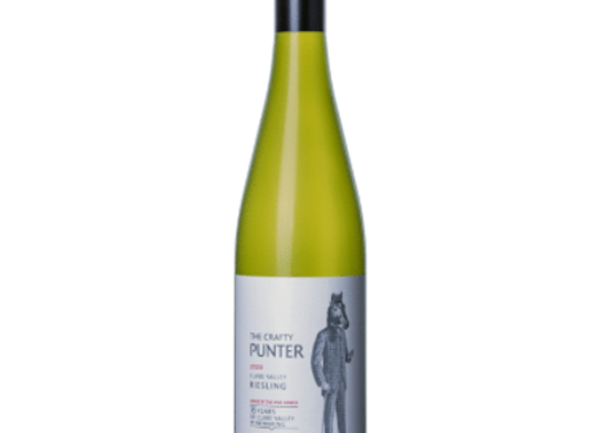 The Crafty Punter Clare Valley Riesling - 750ml