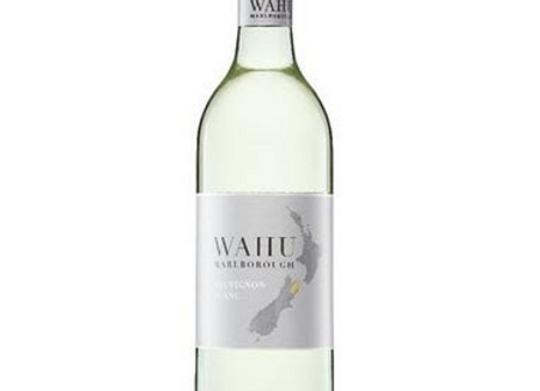 Wahu Marlborough Sauvignon Blanc - 750ml
