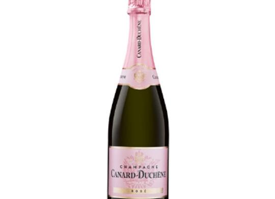 Canard Duchene Brut Rose NV - 750ml
