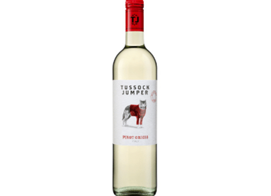 Tussock Jumper Pinot Grigio - 750mL