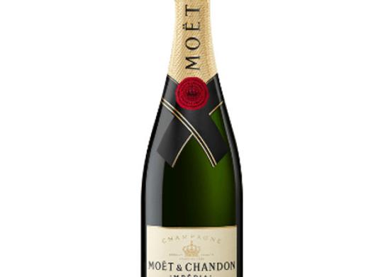 Moet & Chandon Brut NV Champagne - 750ml