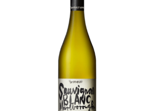 The People's Marlborough Sauvignon Blanc - 750ml