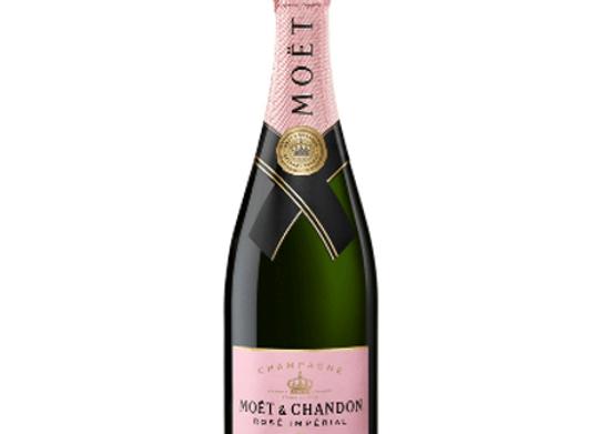 Moet & Chandon Rose Brut NV - 750ml