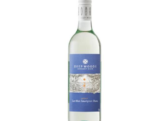 Deep Woods Ivory Semillon Sauvignon Blanc - 750ml
