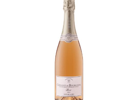 Cave de Lugny Rose Cremant de Bourgogne NV - 750ml