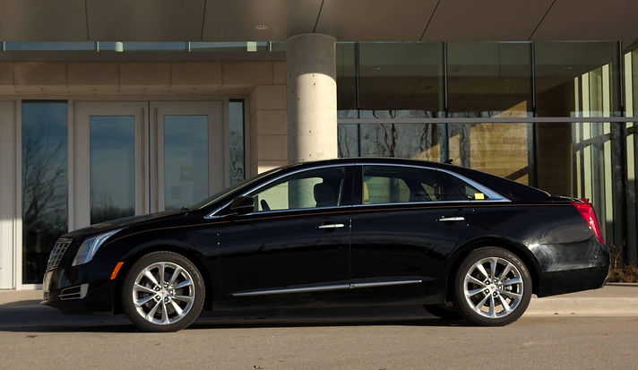 Our Cadillac XTS Sedan is ready to get you where you need to go!
