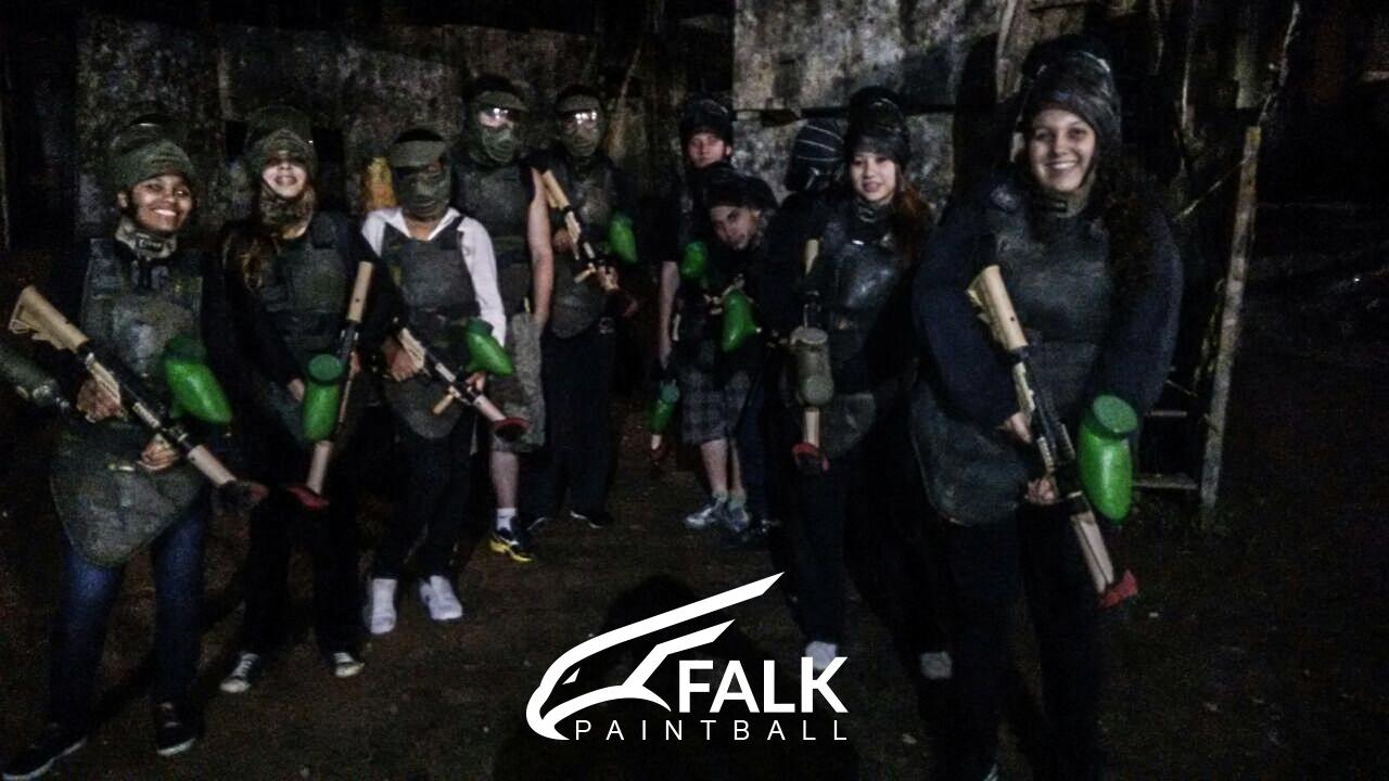 Falk Paintball São Paulo | Jogo 3