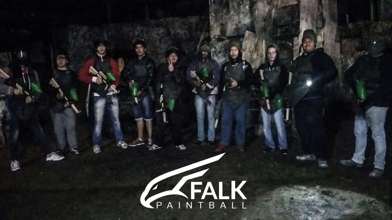 Falk Paintball São Paulo | Jogo 2