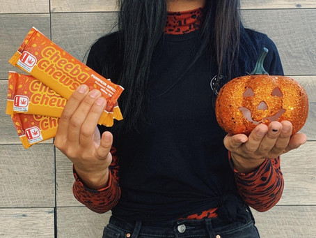 What's New: Cheeba Chews Pumpkin Spice Caramel Taffy