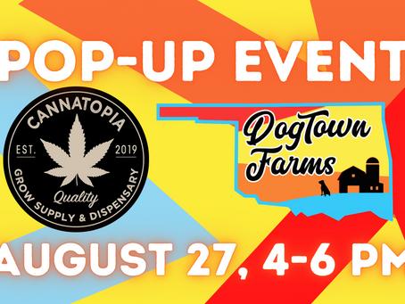 Live Life Loud: Dogtown Farms Pop-Up Event