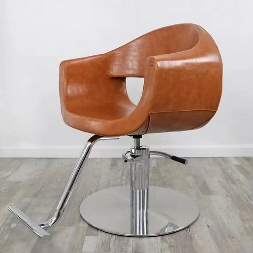 MILLA Styling Chair (Camel) A58 Pump