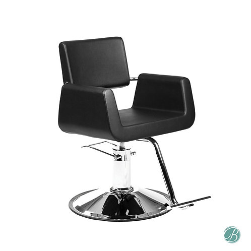 BERKELEY Aron Styling Chair Black W/A13 Base Upgraded