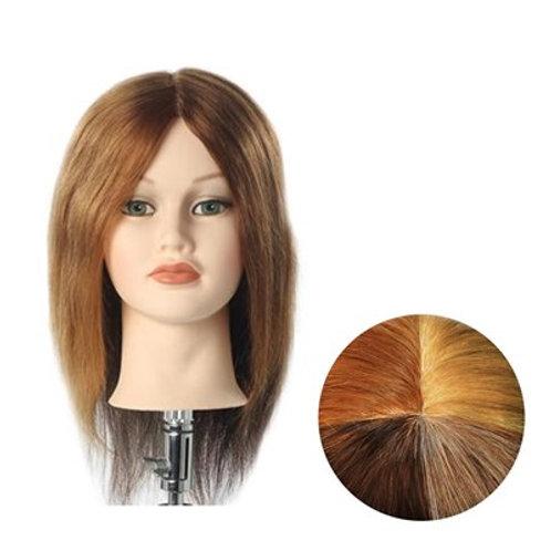 Hair Art Tammy 4 Color Human hair  Mannequin 4 Color