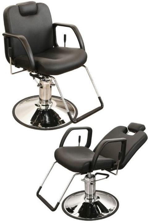 Jeffco NU All Purpose Styler w/headrest