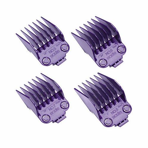 Andis 4 Ct. Magnetic Combs Guards