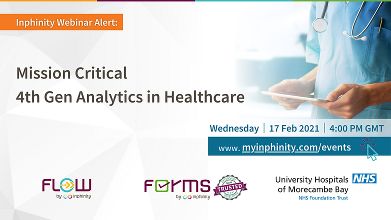 Mission Critical 4th Gen Analytics in He
