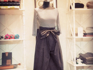 Culottes: my version of an it-piece