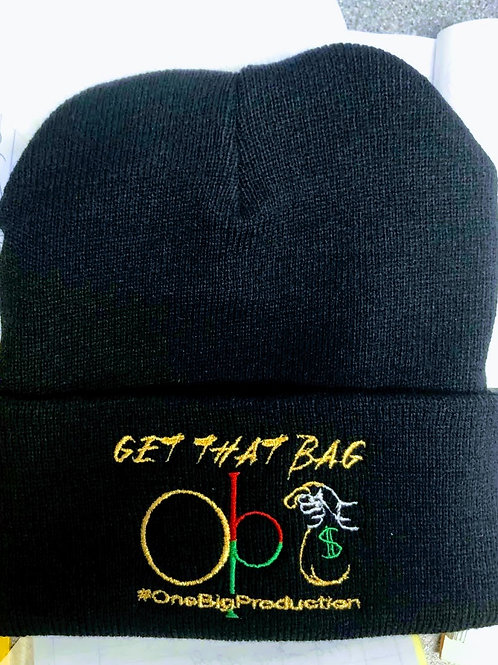 OBP Get That Bag Embroidered Hat