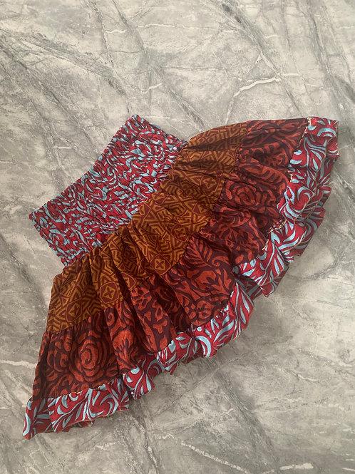 FIRE Mini Gypsy Skirt