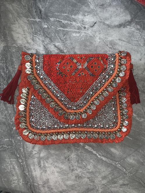 GYPSY COIN ORANGE Bag