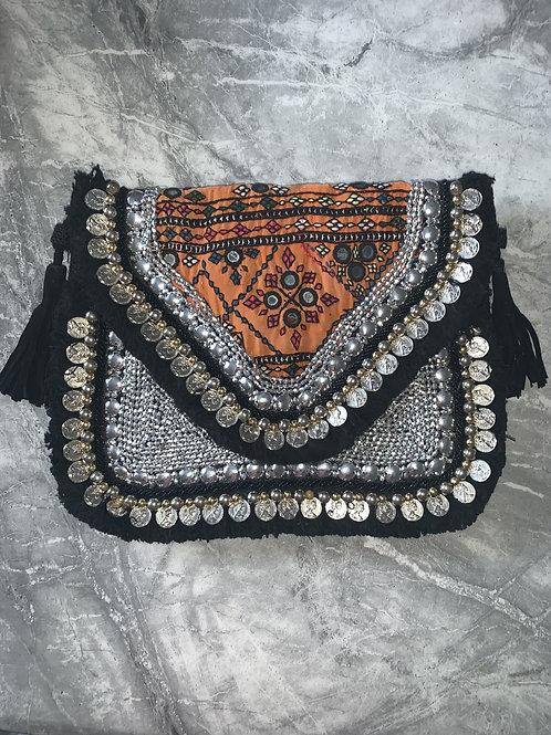 GYPSY COIN BLACK Bag