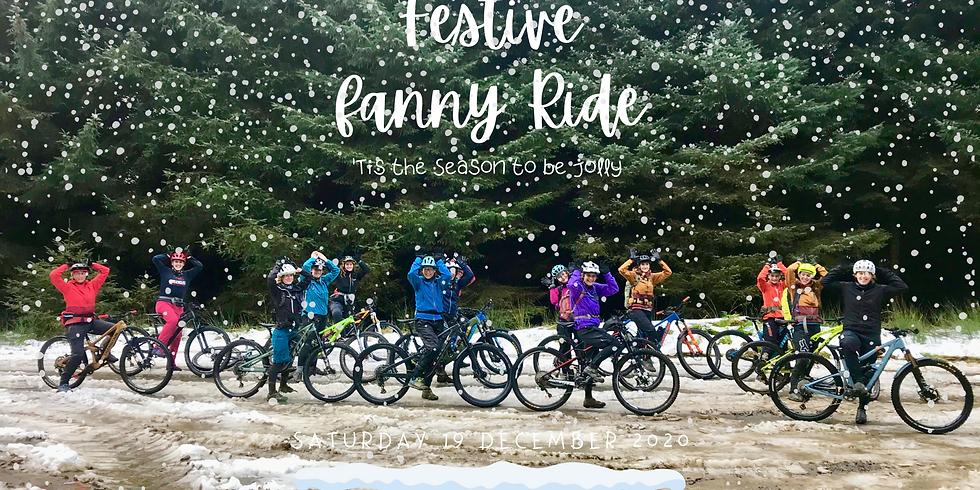 Festive Fanny Ride