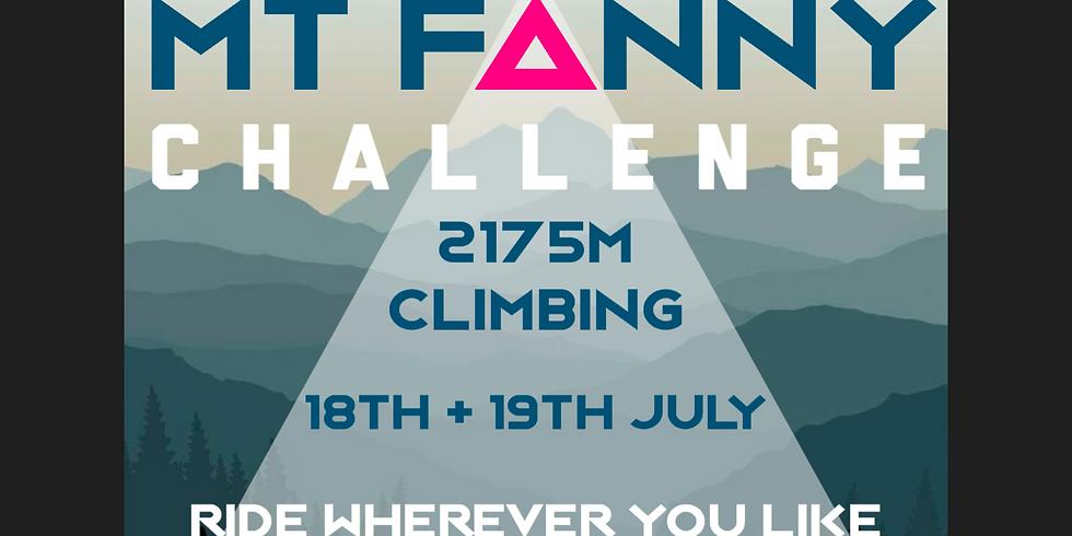 The Mt Fanny Challenge