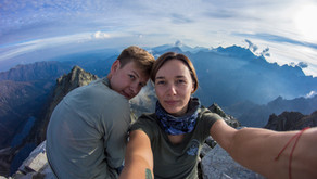 Susipažinkime: Vencavo stovykla ir jos tėtis Rolandas su mama Vaiva