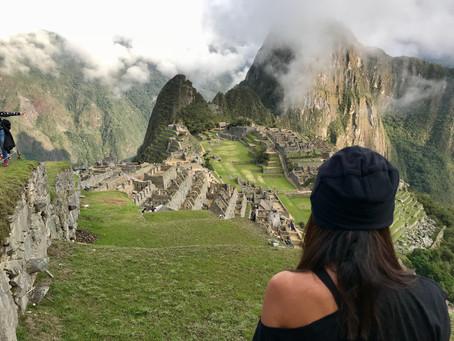 My Trip To Peru.