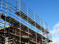 Scaffolding Dorset, Scaffolding, Scaffolding South West, Scaffolding for outside of house, scaffold, scaffold local