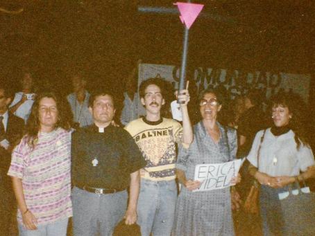 Laura Bonaparte: lesbianas, travestis, maricas y feministas te recuerdan