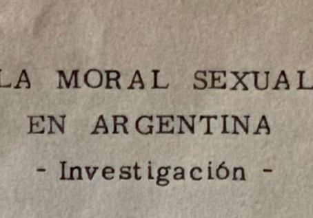 Grupo de Política Sexual: