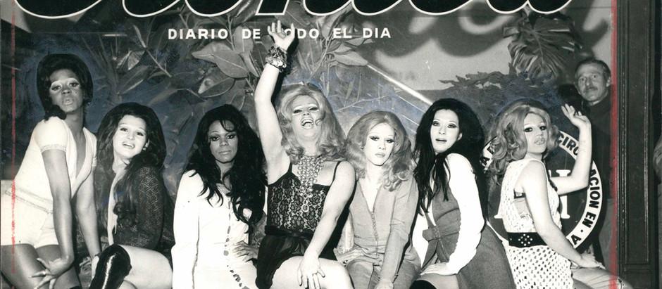 Aventuras del tercer sexo: Les Girls en Buenos Aires