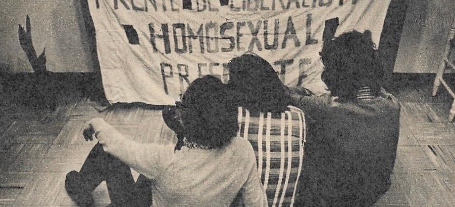 Agosto de 1971. Nace el Frente de Liberación Homosexual de Argentina