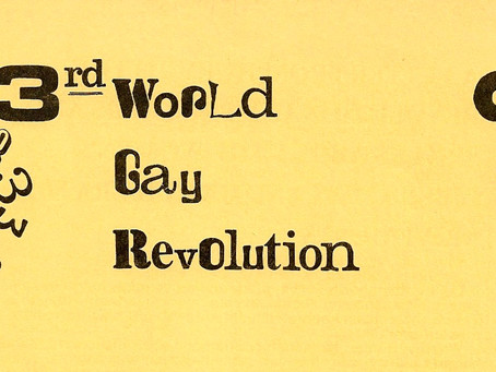Third World Gay Revolution