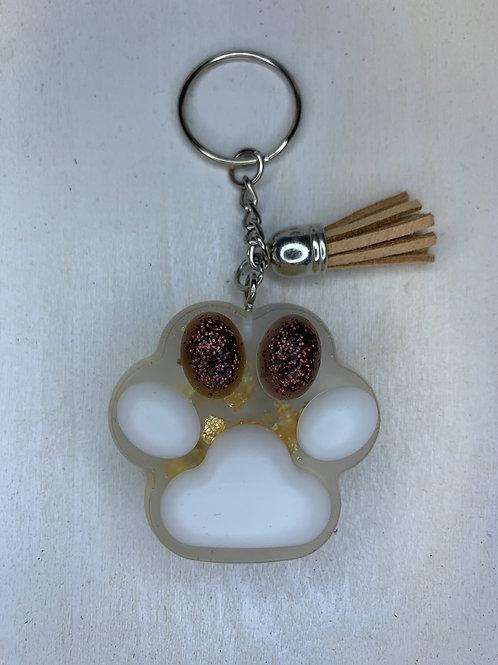 Paw Keychain