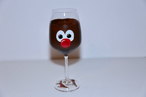 Rudolf Wine glass