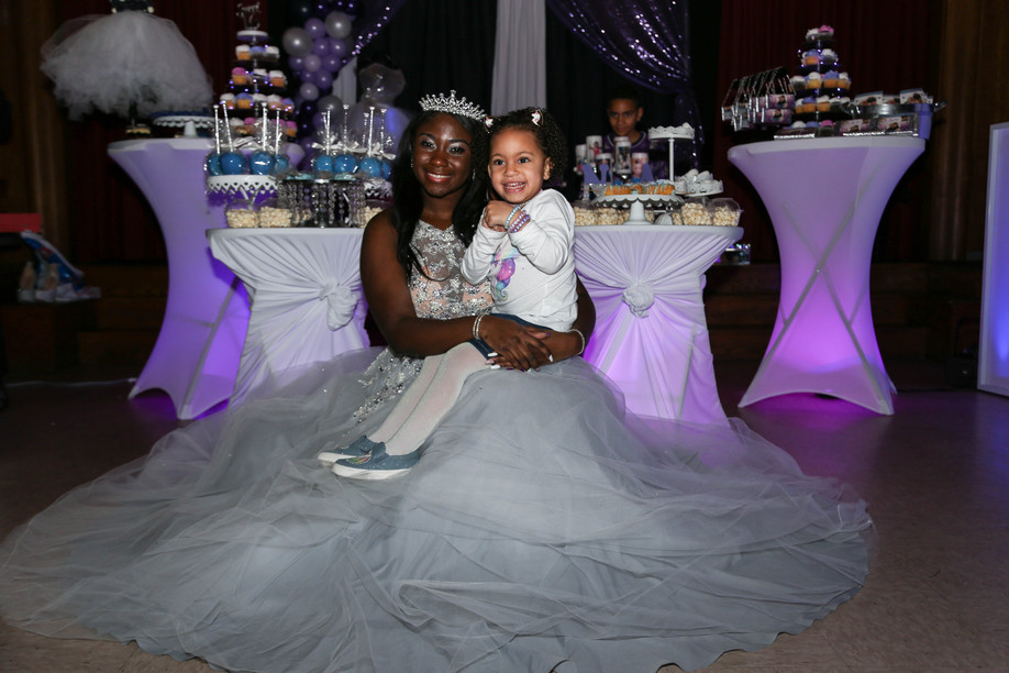 Aiyanna's Sweet 16