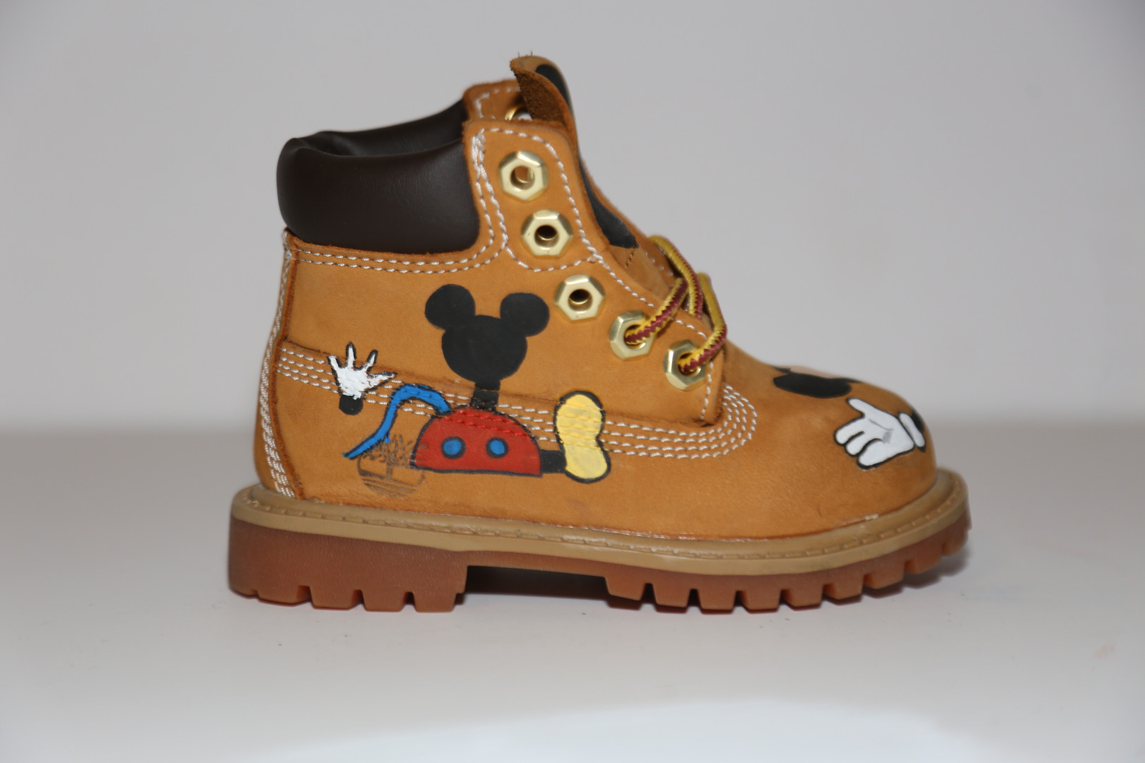 Mickey Mouse Timbs