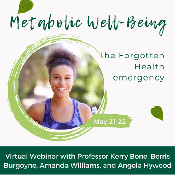Webinar: Metabolic Well-Being: The Forgotten Health Emergency