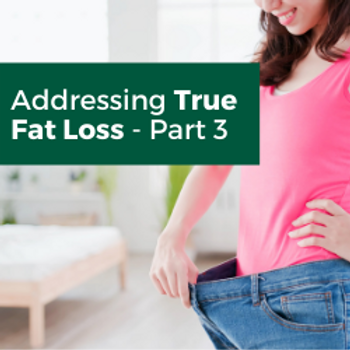 Virtual Lunch & Learn: True Fat Loss (Part 3) - Insulin Resistance and Glucose Control