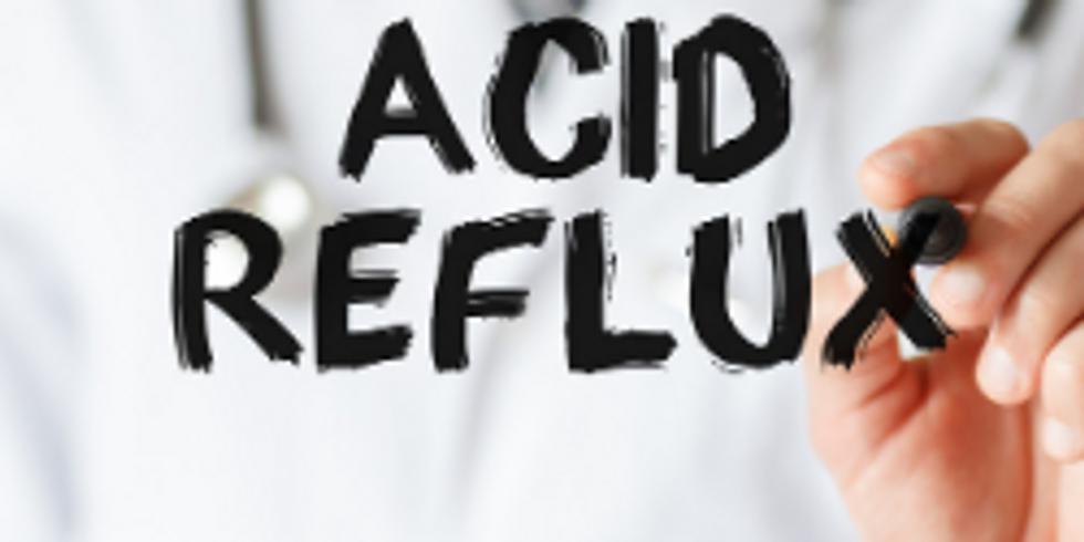 Mastermind Webinar: Part 1 Acid Reflux, Indigestion, GERD