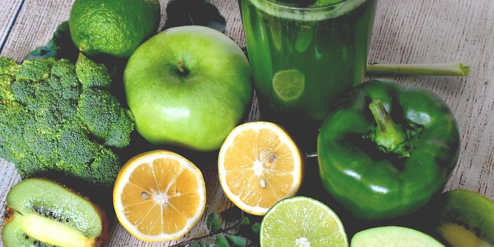 Virtual Lunch & Learn: Detoxification/Purification Protocols