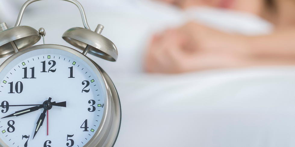 Sleep Conditions & Natural Solutions
