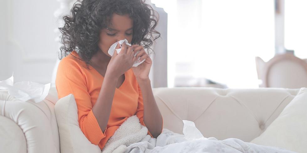 Mastermind Webinar: Prevention & Remedies for Seasonal Allergies