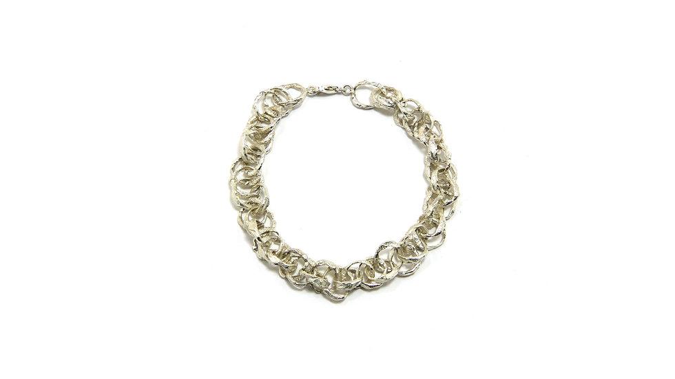 75€ - Pulseira de prata 20cm